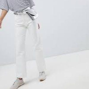"CLUB MONACO | ""Ella"" Slim Straight Leg Jean 28"